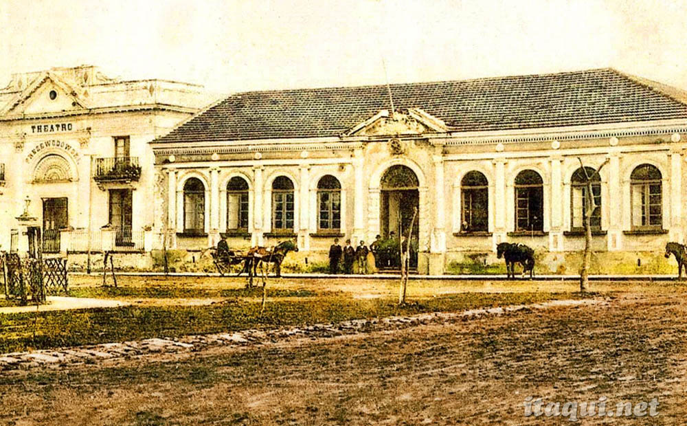 Teatro e Prefeitura
